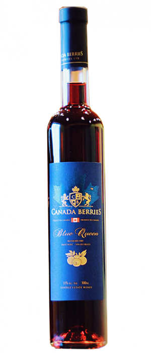 Canada Berries Blue Queen Dry Bottle