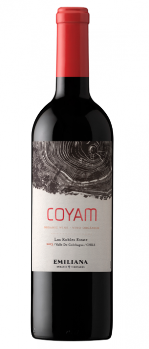 Emiliana 2013 Coyam | Red Wine