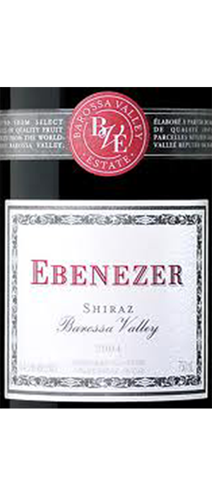 Ebenezer 2004 Syrah (Shiraz) Bottle