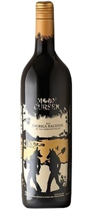 Moon Curser Vineyards 2012 Touriga Nacional Bottle