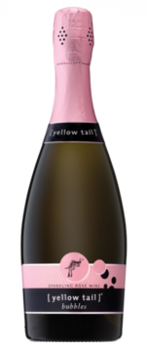 Yellow Tail Pink Bubbles | Rosé Wine