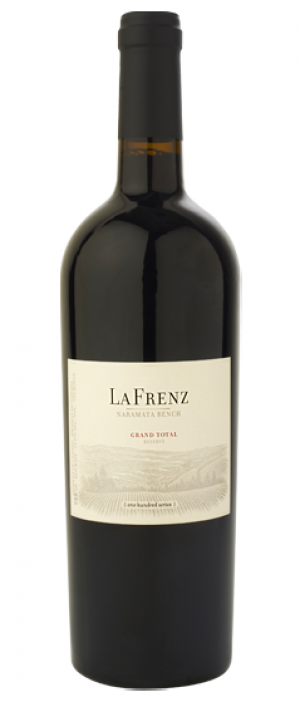 La Frenz 2015 Grand Total Reserve Bottle