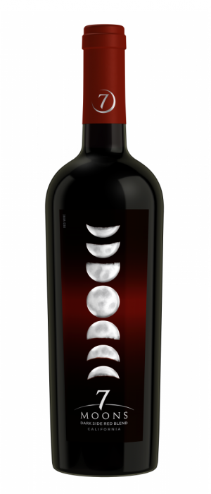 7 Moons Darkside Red Blend | Red Wine