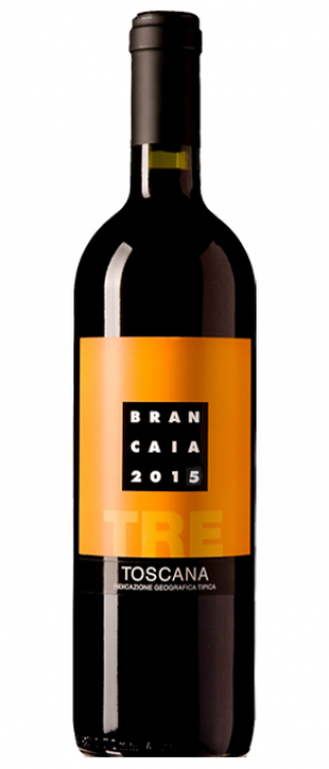 Brancaia Tre Rosso IGT 2015 | Red Wine