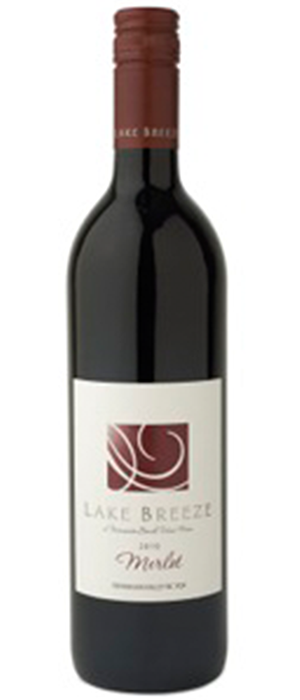 Lake Breeze Vineyards 2012 Merlot | Red Wine
