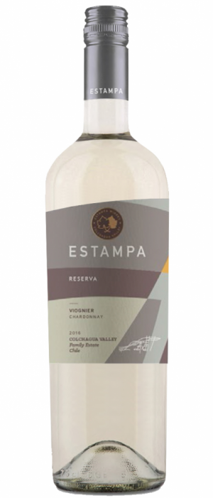 Estampa Reserva 2016 Viognier | White Wine