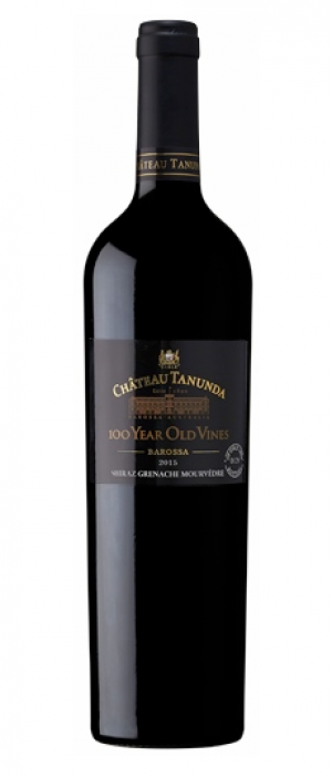Chateau Tanunda 2015 '100 Year Old Vines' Shiraz Grenache Mourvedre Bottle