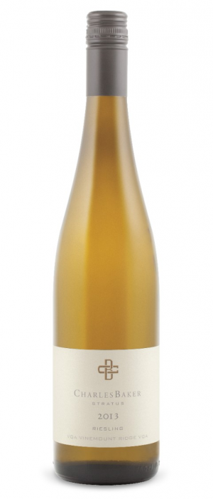 Charles Baker Picone 2013 Riesling Bottle