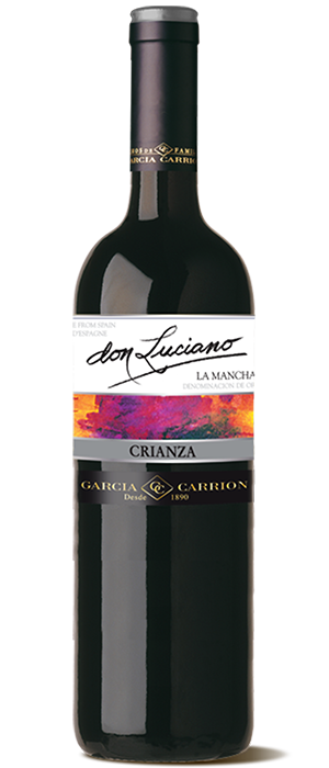 Don Luciano 2013 Crianza La Mancha | Red Wine