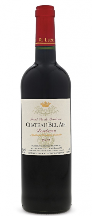 Chateau Bel Air Medoc Bordeaux 2010 | Red Wine