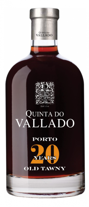 Quinta do Vallado Tawny 20 Years Old Port Bottle