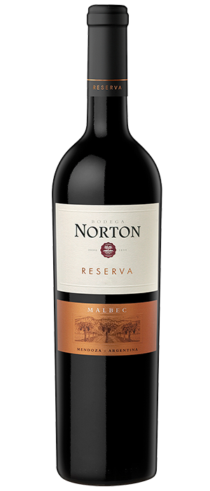 Bodega Norton Reserva 2011 Malbec Bottle