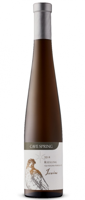 Cave Spring 2014 Riesling Icewine Bottle
