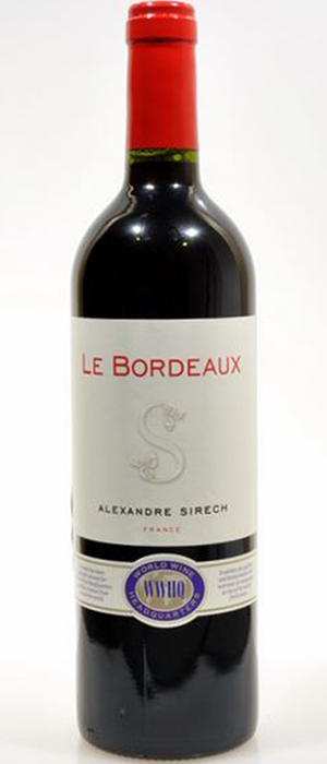 Le Bordeaux Bottle