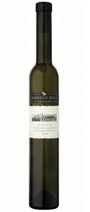 Mission Hill Reserve 2012 Riesling Icewine Bottle