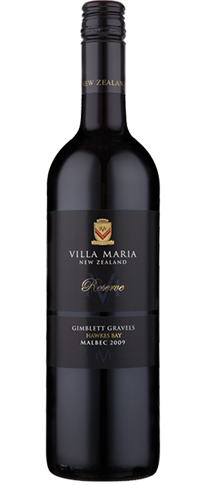 Gimblett Gravels Malbec Bottle