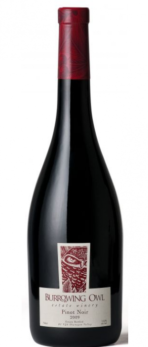 Burrowing Owl Estate Winery 2009 Pinot Noir | Red Wine