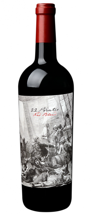 22 Pirates Red Blend | Red Wine
