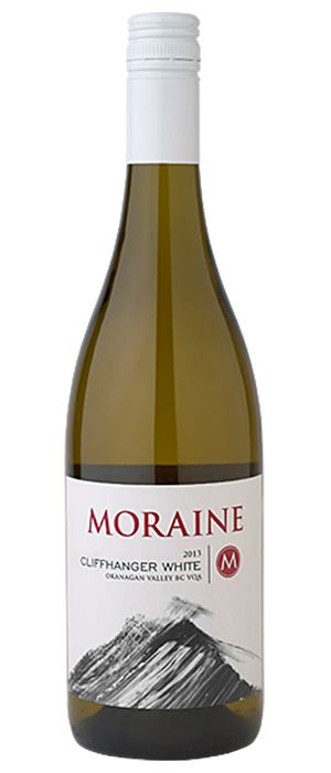 Moraine Cliffhanger White 2013 Bottle