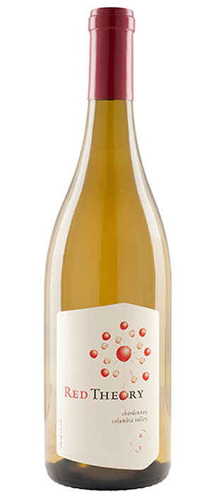 Red Theory Chardonnay Bottle