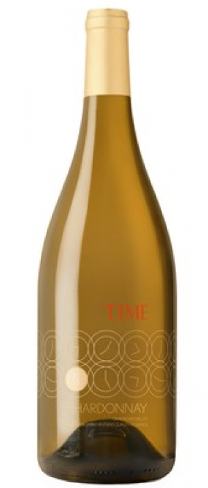 TIME Winery 2014 Chardonnay Bottle