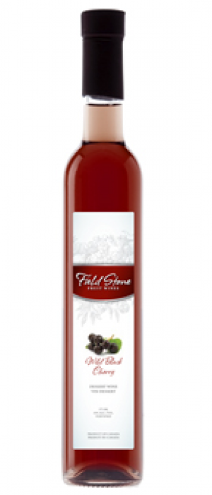 Wild Black Cherry Dessert Wine (Fortified) | Red Wine