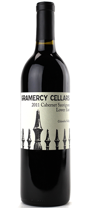Gramercy Cellars Lower East 2011 Bottle