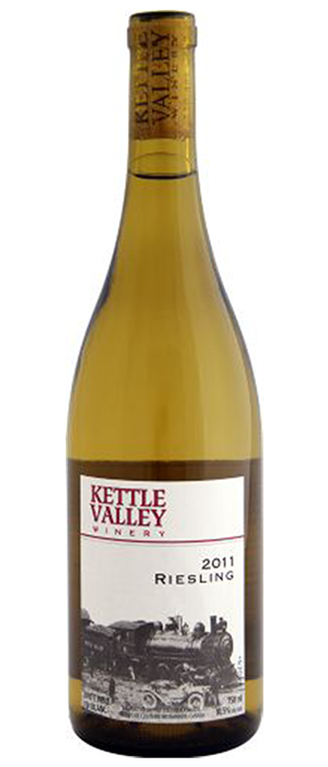Kettle Valley Winery 2011 Riesling Bottle