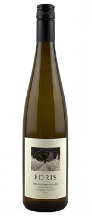 Foris Vineyards Dry Gewurztraminer 2014 | White Wine