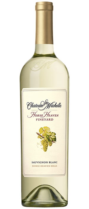 Chateau Ste. Michelle 2012 Sauvignon Blanc Bottle