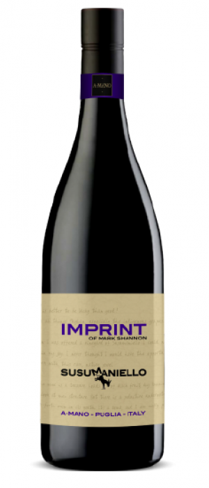 Imprint 2015 Susumaniello | Red Wine