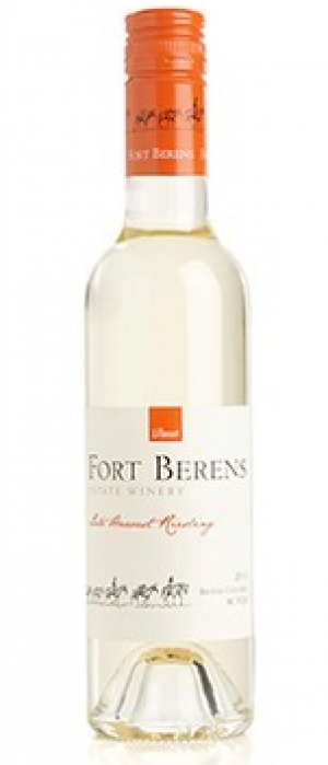 Fort Berens Estate Winery 2017 Late Harvest Riesling | White Wine