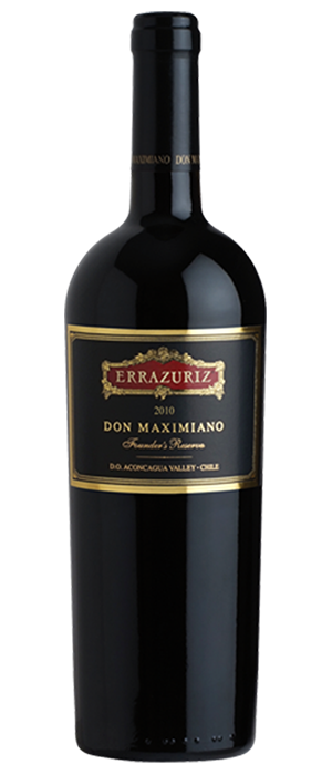 Don Maximiano Founder's Reserve Bottle