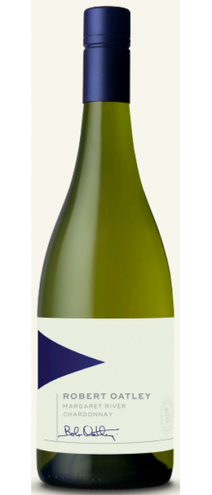 Robert Oatley Signature Series 2015 Chardonnay Bottle