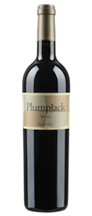 PlumpJack Merlot Bottle