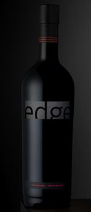Edge 2012 Cabernet Sauvignon Bottle