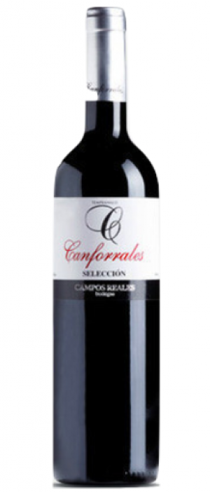 Campos Reales 2015 Canforrales Seleccion | Red Wine