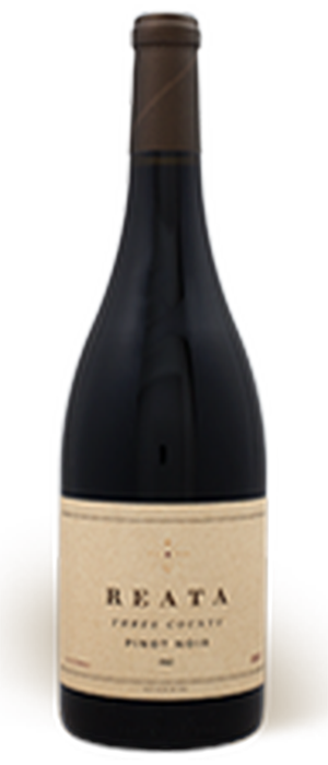 Reata Three Country Pinot Noir Bottle