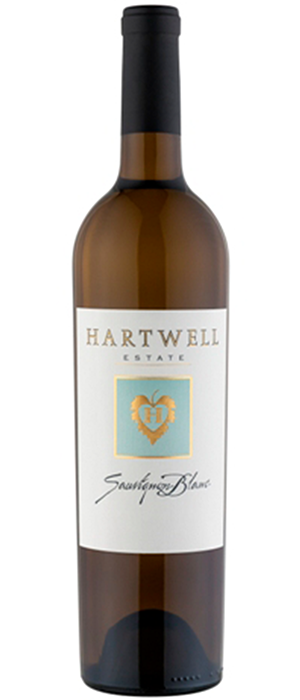 Hartwell Estate Sauvignon Blanc Bottle