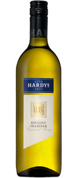 Hardys 2012 Riesling Bottle