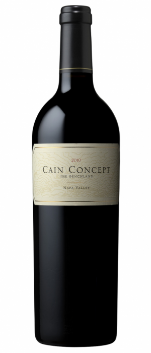Cain Concept The Benchland 2010 Bottle
