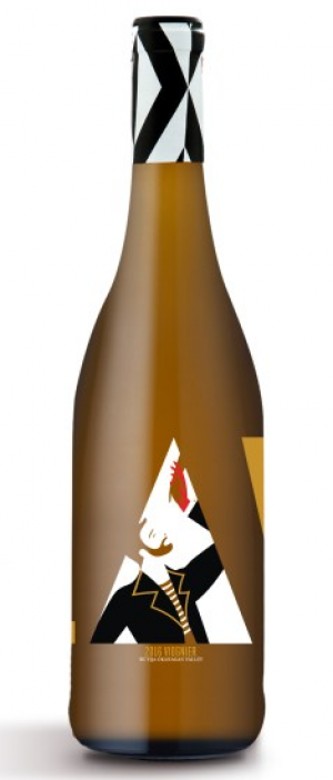 PLAY Estate Winery 2016 Viognier Bottle