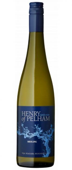 Henry of Pelham 2014 Riesling Bottle