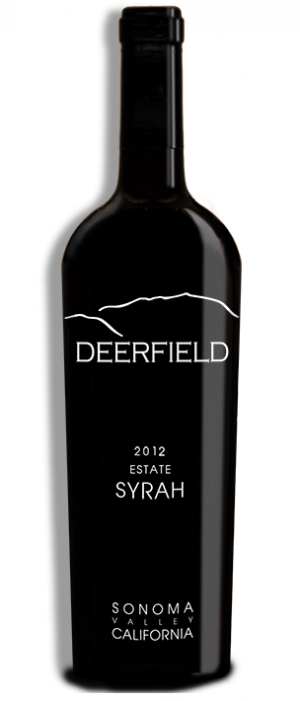 Deerfield Syrah 2012 | Red Wine
