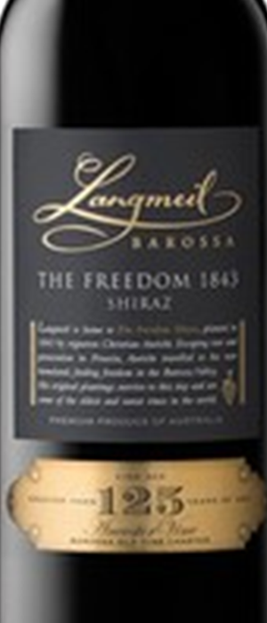 The Freedom 1843 Bottle