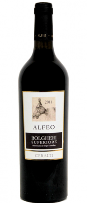 Alfeo Bolgherei D.O.C. Superiore Rosso | Red Wine