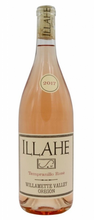 Illahe Vineyards 2017 Tempranillo Rosé | Rosé Wine