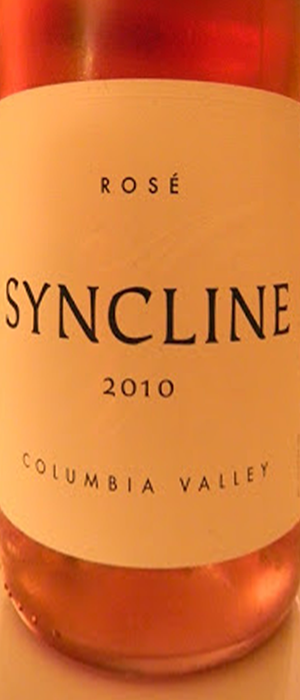 Syncline Wine Cellars 2010 Blend Bottle