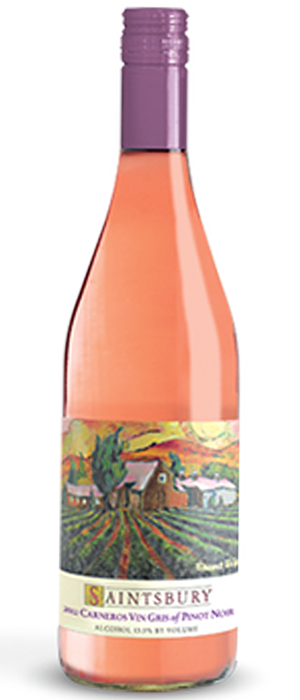 Vincent Vin Gris Bottle