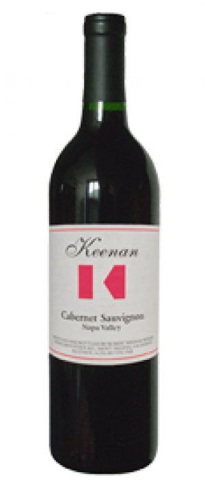 Robert Keenan Winery 2012 Cabernet Sauvignon Bottle